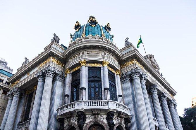 Rio de Janeiro Municipal Theater (Theatro Municipal)