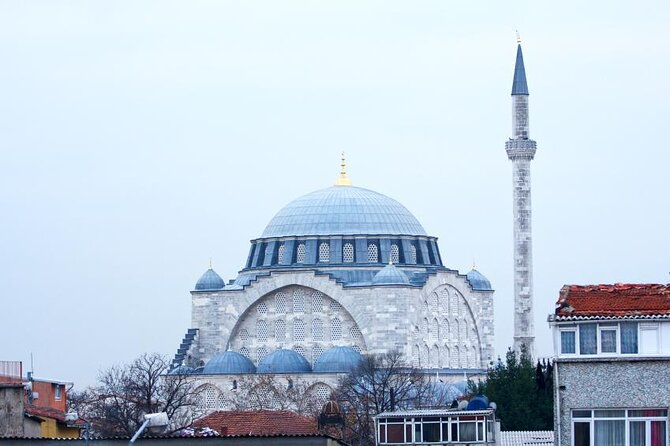 Mosquée Mihrimah Sultan (Mihrimah Sultan Camii)