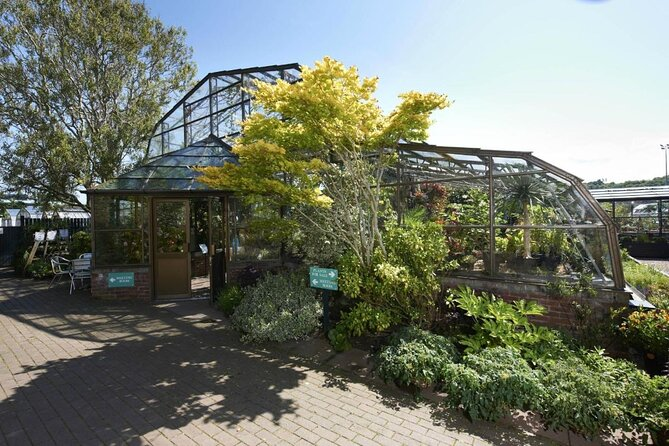 Inverness Botanic Gardens (Floral Hall)