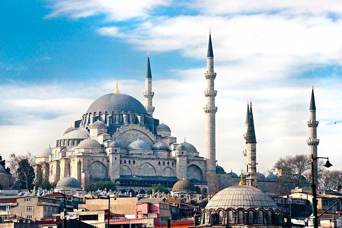 Süleymaniye Mosque (Süleymaniye Camii)