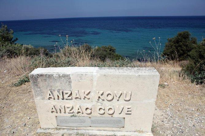 Enseada de Anzac (Anzak Koyu)