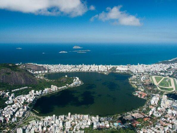 Lagune von Rodrigo de Freitas (Lagoa Rodrigo de Freitas)