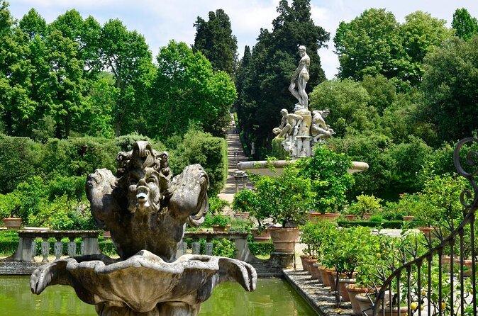 Boboli Gardens (Giardino di Boboli)