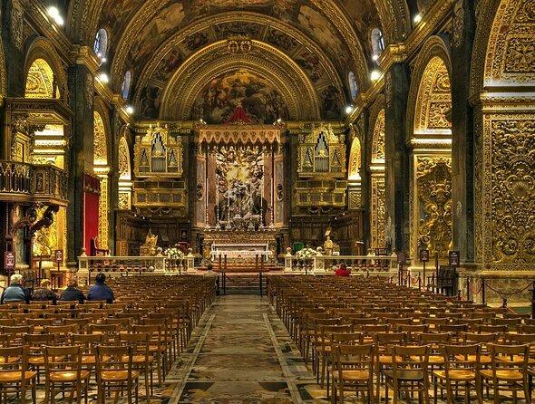 St. John's Co-Cathedral (Kon-Katidral ta' San Gwann)