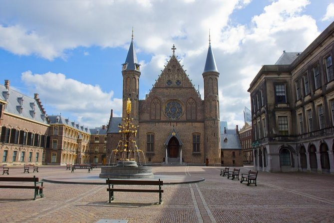 Inner Court & Hall of Knights (Binnenhof & Ridderzaal)