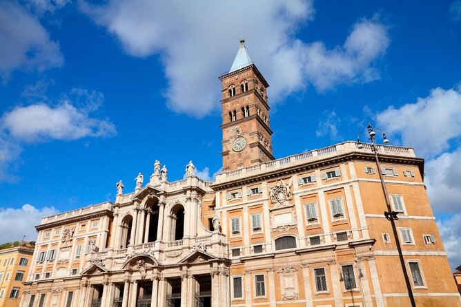 Basilica of Santa Maria Maggiore (Basilica Papale di Santa Maria Maggiore)
