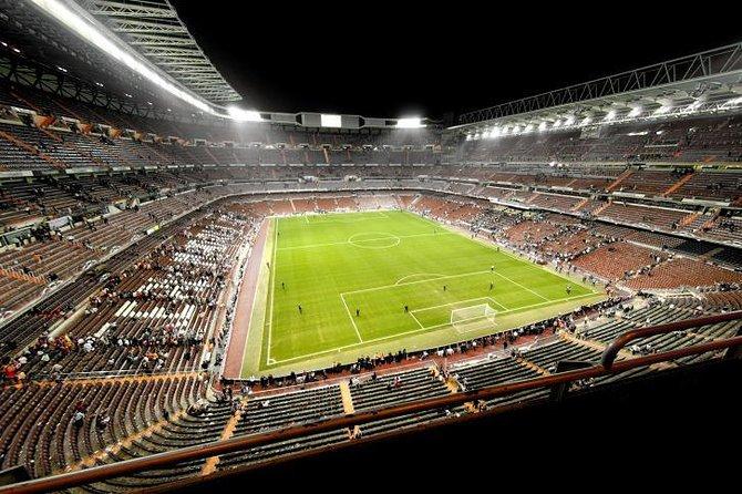 Estádio Santiago Bernabéu (Estadio Santiago Bernabéu)