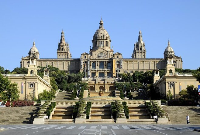 National Art Museum of Catalonia (Museu Nacional d'Art de Catalunya)