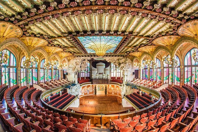 Palace of Catalan Music (Palau de la Música Catalana)