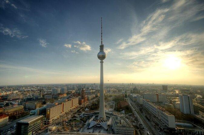 Torre della televisione di Berlino (Berliner Fernsehturm)