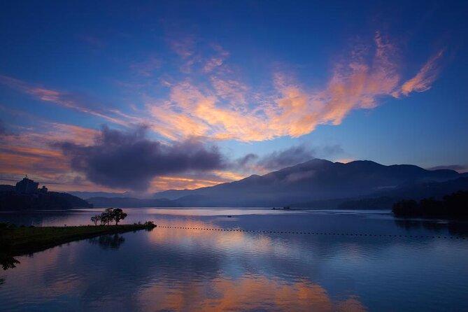 Lago Sol Lua