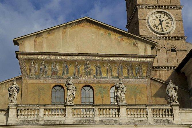 Basilica of Santa Maria in Trastevere (Basilica di Santa Maria in Trastevere)