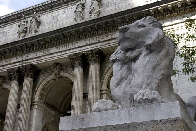 Stephen A. Schwarzman Building (New York Public Library Main Branch)