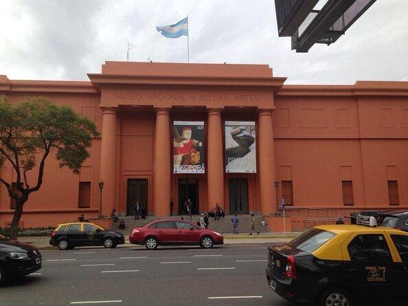 Buenos Aires National Museum of Fine Arts (Museo Nacional de Bellas Artes)