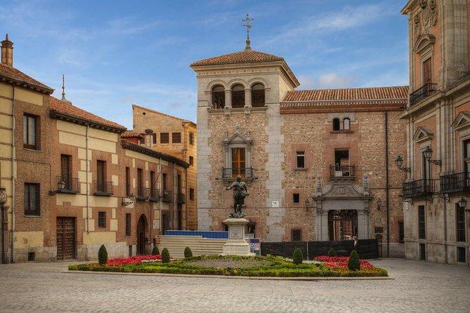 Madrid Plaza de la Villa