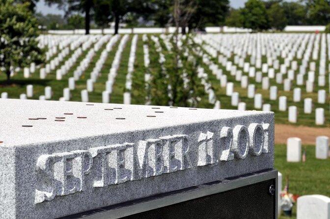 Mémorial national du 11 septembre du Pentagone