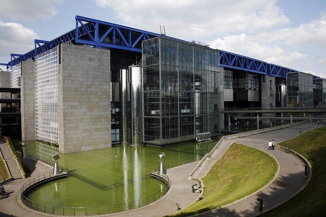 La Cité des Sciences et de L'lndustrie