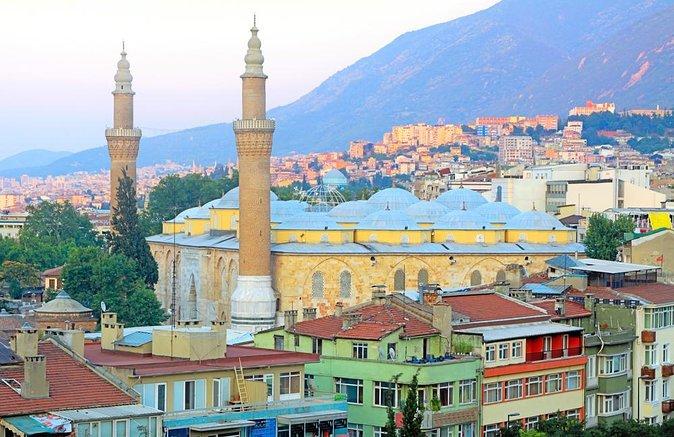 Bursa Grand Mosque (Ulu Cami)