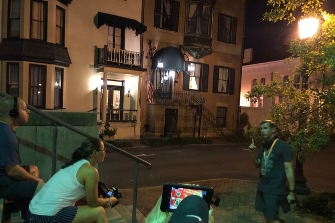 Savannah Night Terrors Walking Tour