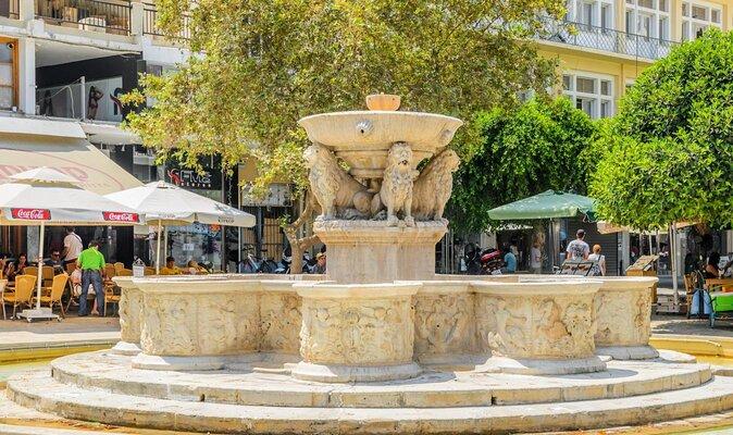 Lions Square & Morosini Fountain