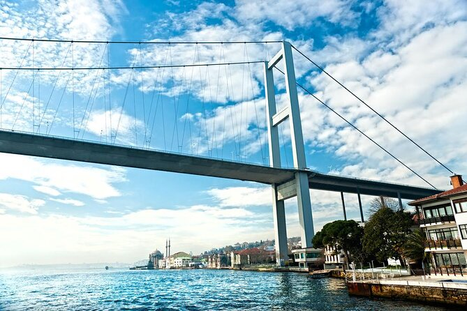 Bosphorus Bridge (Bogazici Koprusu)