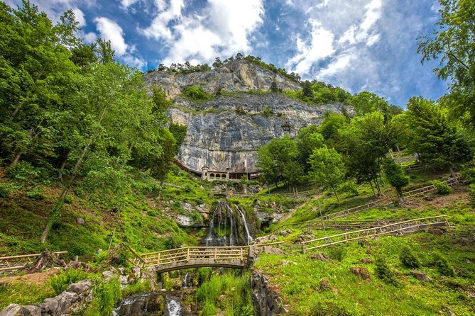 St. Beatus Caves (St. Beatus-Höhlen)