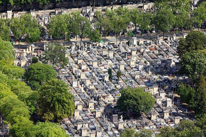 Montparnasse Cemetery (Cimetière du Montparnasse)
