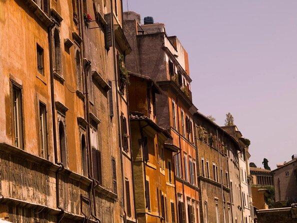 Rome Jewish Ghetto (Ghetto Ebraico di Roma)