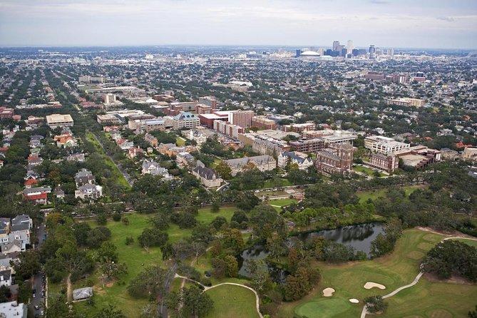Stadspark van New Orleans