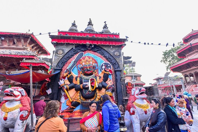 Praça Kathmandu Durbar (Basantapur)