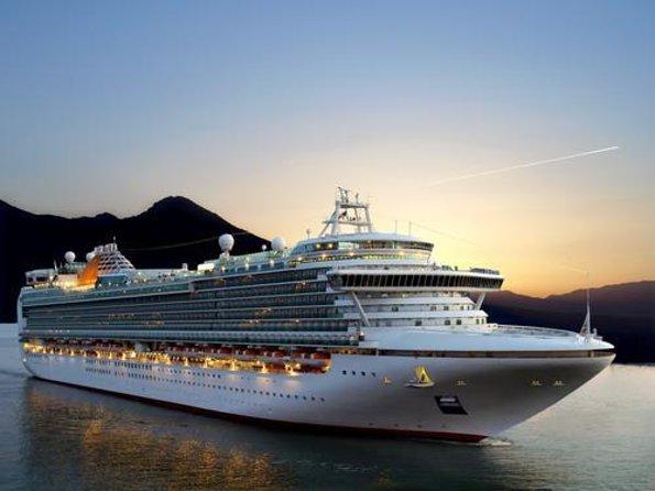 Puerto Madryn Cruise Port