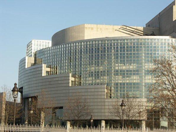 Bastille Opera House (Opéra Bastille)