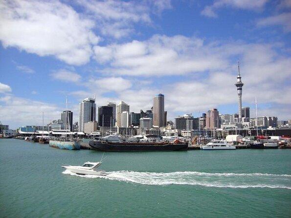Puertos de Auckland
