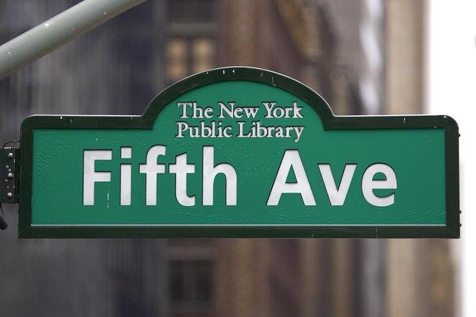 New York City Fifth Avenue