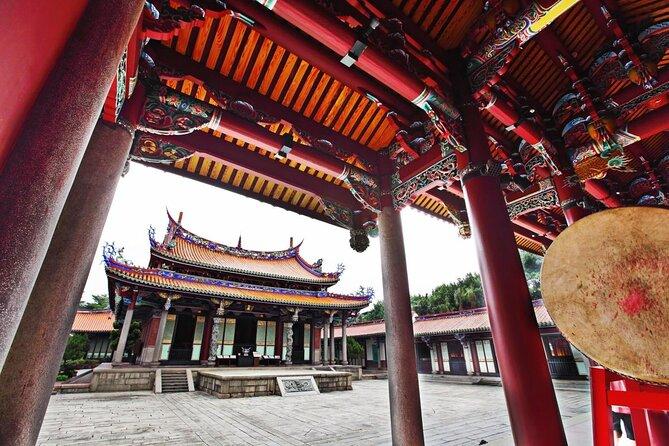Tempio di Confucio di Taipei