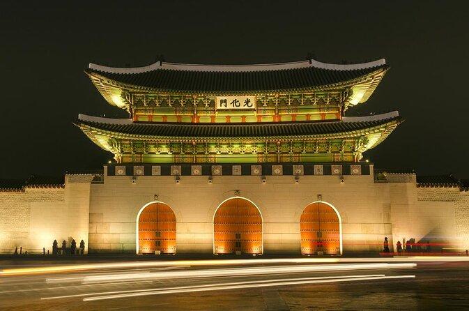 Puerta de Gwanghwamun