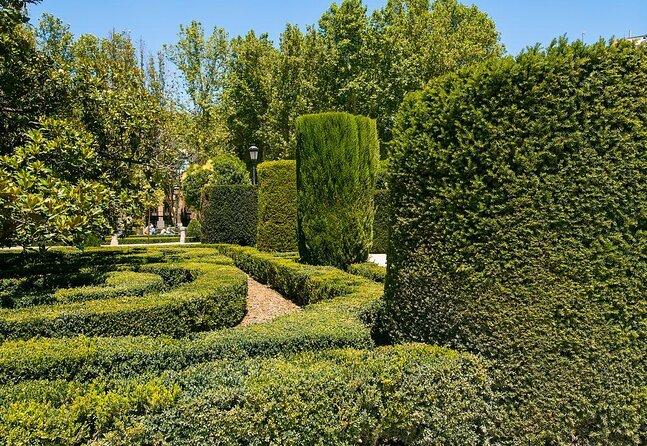 Jardim Botânico Real (Real Jardín Botánico)