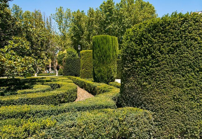 Royal Botanical Garden (Real Jardín Botánico)