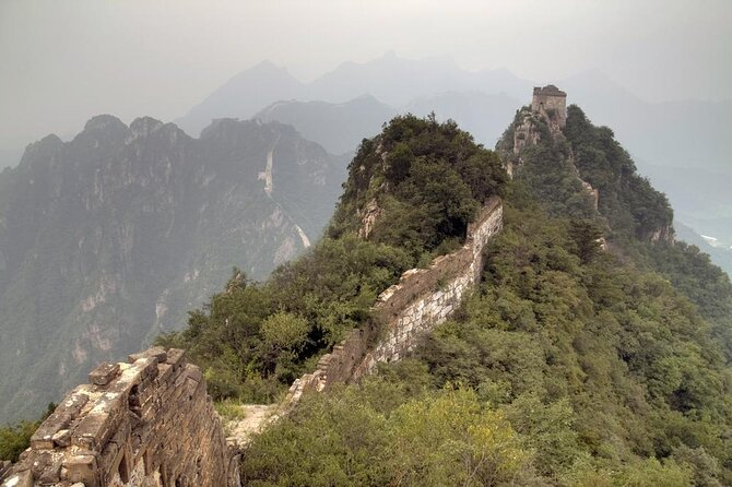 Great Wall at Jiankou