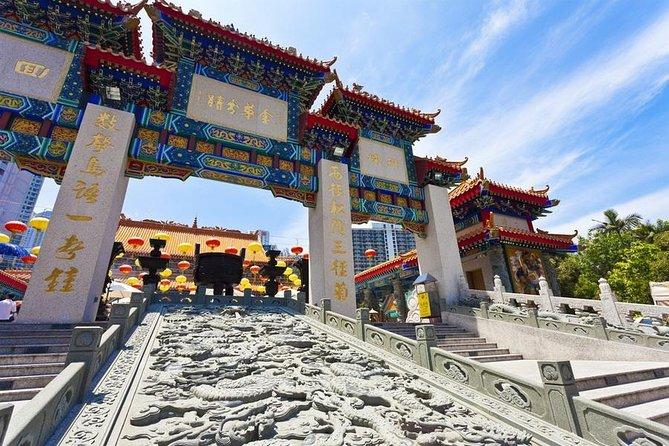 Temple de Wong Tai Sin (Sik Sik Yuen)