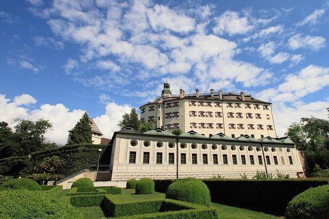Ambras Castle (Schloss Ambras Innsbruck)