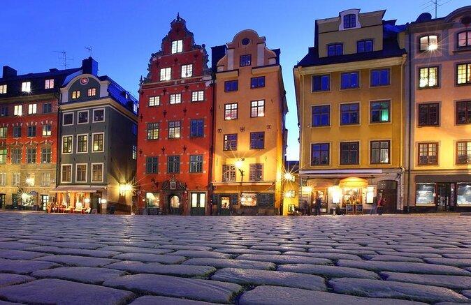 Città vecchia di Stoccolma (Gamla Stan)
