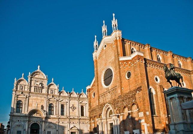 Venice Basilica dei Santi Giovanni e Paolo