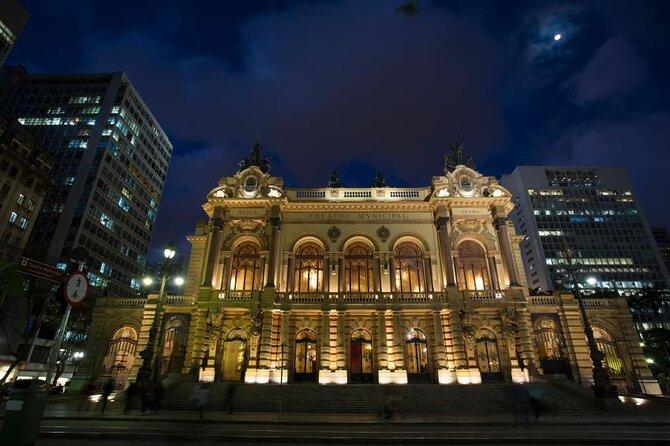 Sao Paulo Municipal Theater (Theatro Municipal)