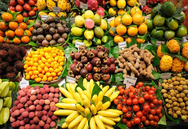 La Boqueria Market (Mercat de la Boqueria)