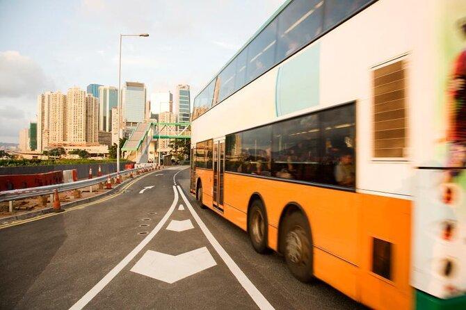 Tramways de Hong Kong (Ding Ding)