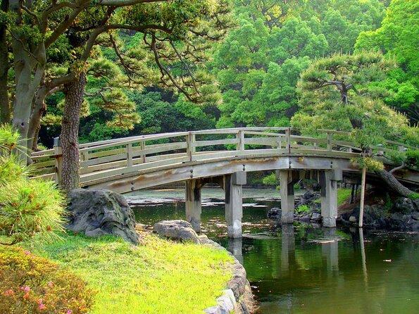 Hama Rikyu Gärten