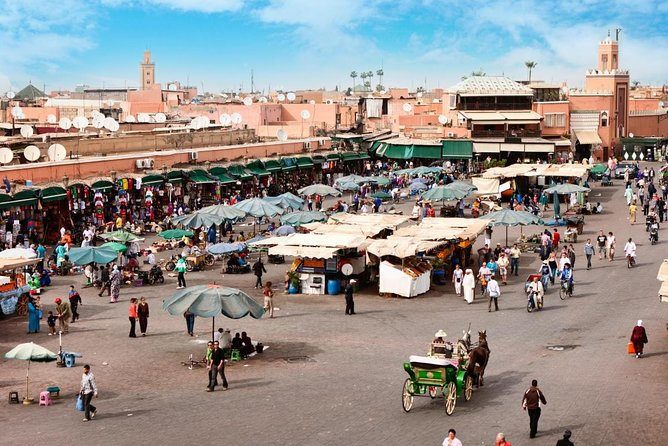 Marrakech Medina (Medina of Marrakesh)