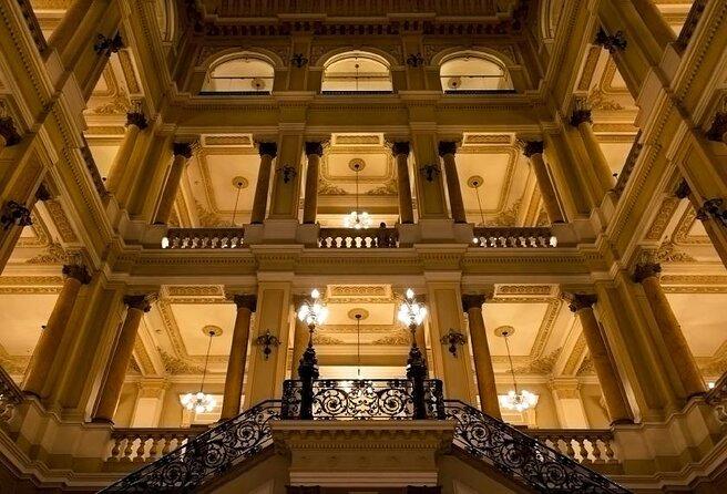 Biblioteca nazionale del Brasile (Biblioteca Nacional do Brasil)