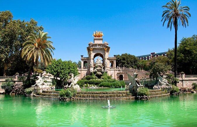 Ciutadella Park (Parc de la Ciutadella)